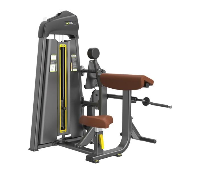 E-1075B Бицепс/Трицепс сидя (Biceps/Triceps). Стек 64 кг.
