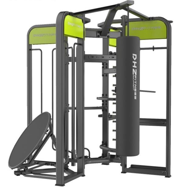 360E Рама DHZ для функциональных тренировок. Габарит 3100х3050х2360