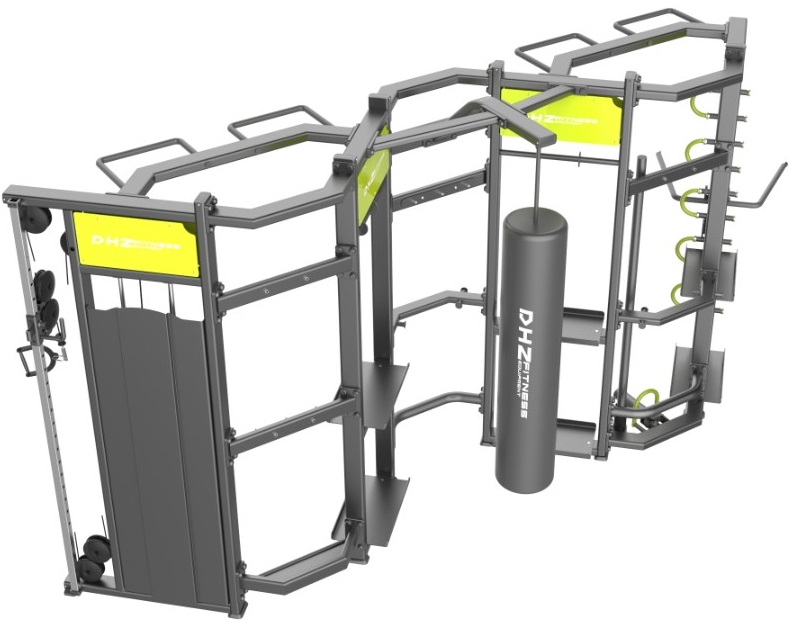 360D Рама DHZ для функциональных тренировок. Габарит 4900х1730х2360