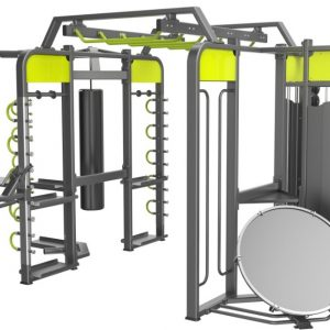 360XM Рама DHZ для функциональных тренировок. Габарит 5200х3500х2560
