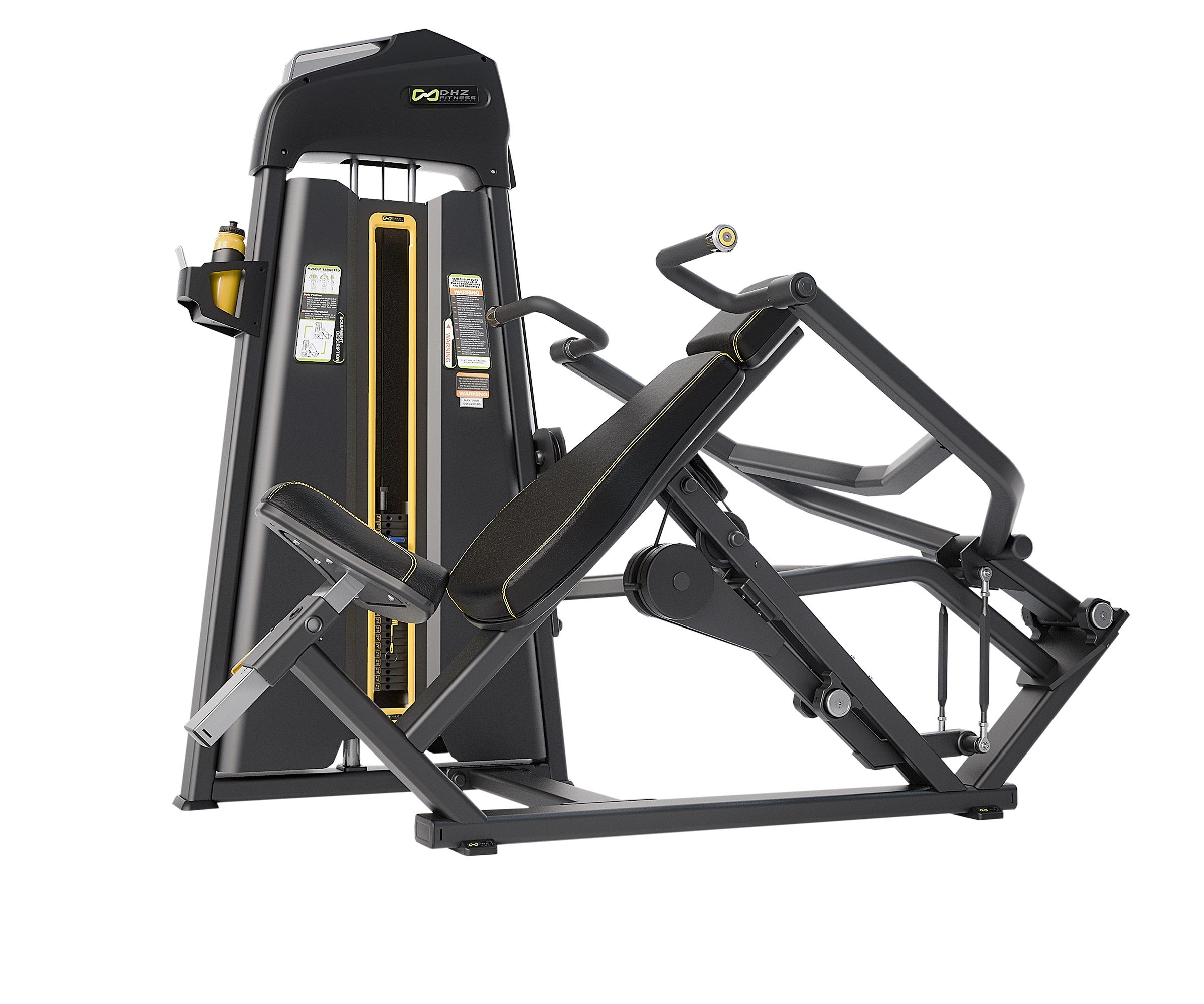 E-1006В Жим от плеч (Shoulder Press). Стек 135 кг.