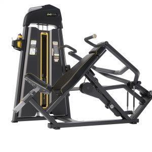 E-1006В Жим от плеч (Shoulder Press). Стек 109 кг.