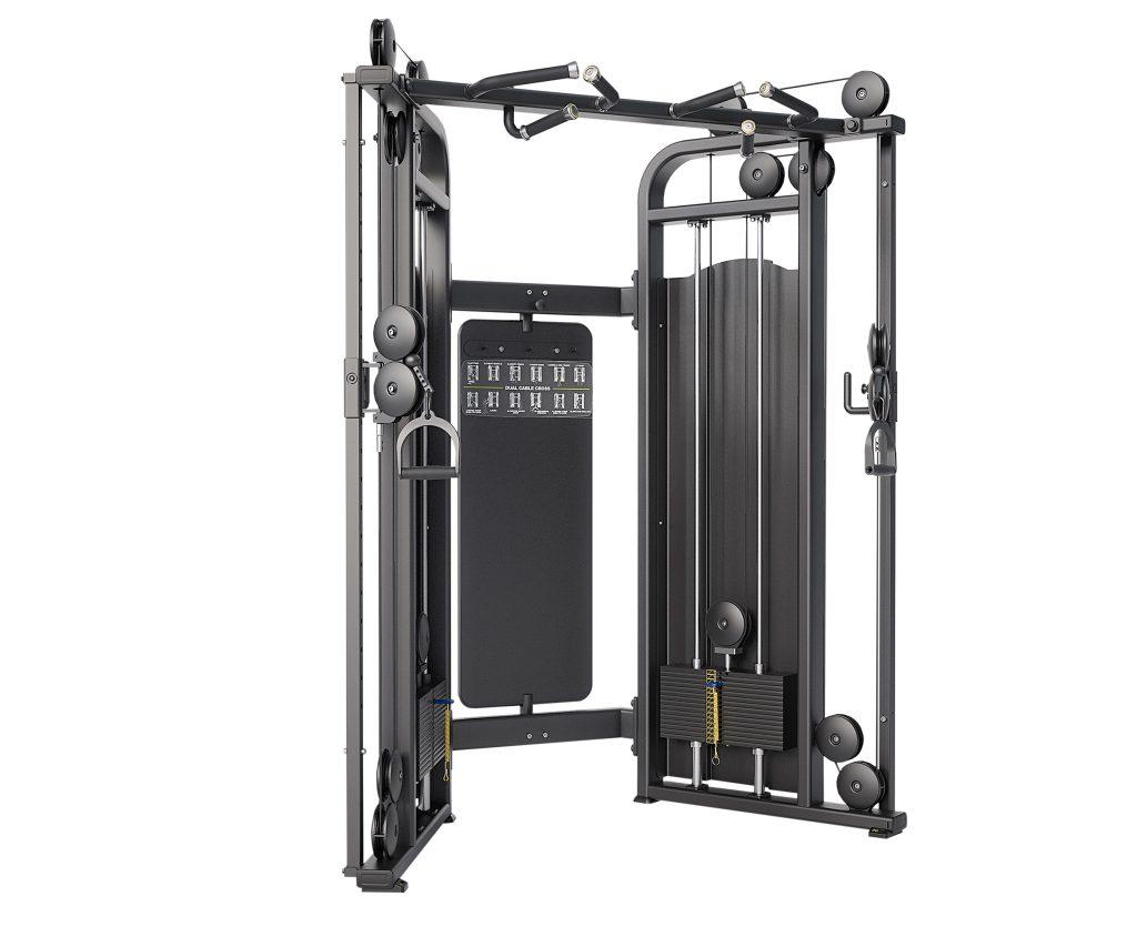 E-1017В Комплекс для функциональных тренировок (FTS Glide). Стек 100 кг*2.