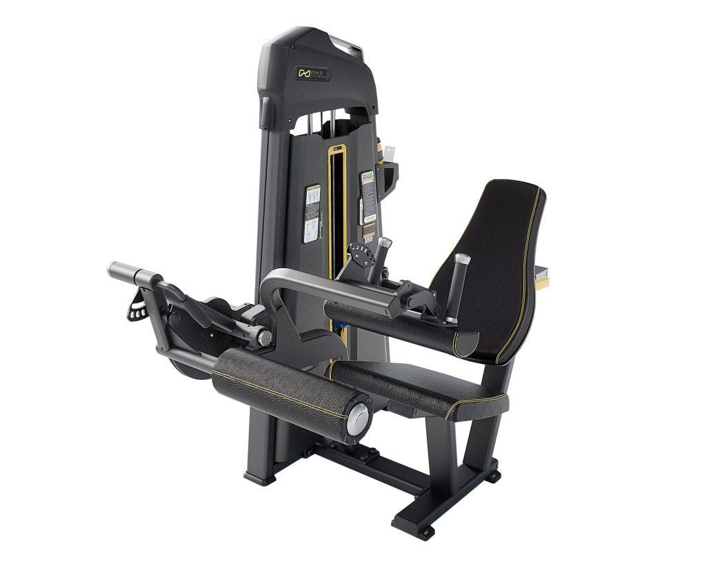 E-1023В Сгибание ног сидя (Seated Leg Cur). Стек 109 кг.