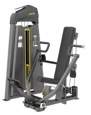 E-3008 Жим от груди вертикальный (Vertical Press). Стек 135 кг.