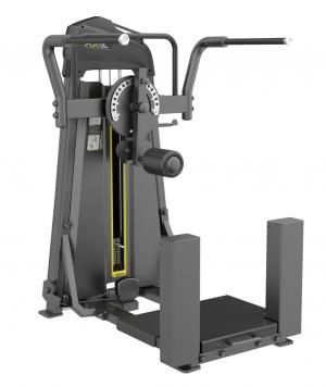 E-3011 Отведение/приведение ног стоя. Махи ногами (Multi Hip). Стек 94 кг.