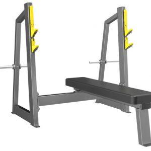 A3043 Скамья-стойка для жима штанги лежа (Olympic Bench)