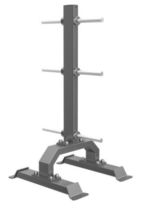 A3054 Стойка для олимпийских дисков (Vertical Plate Tree)