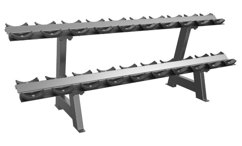 A3077 Стойка для гантельей (Dumbell Rack)