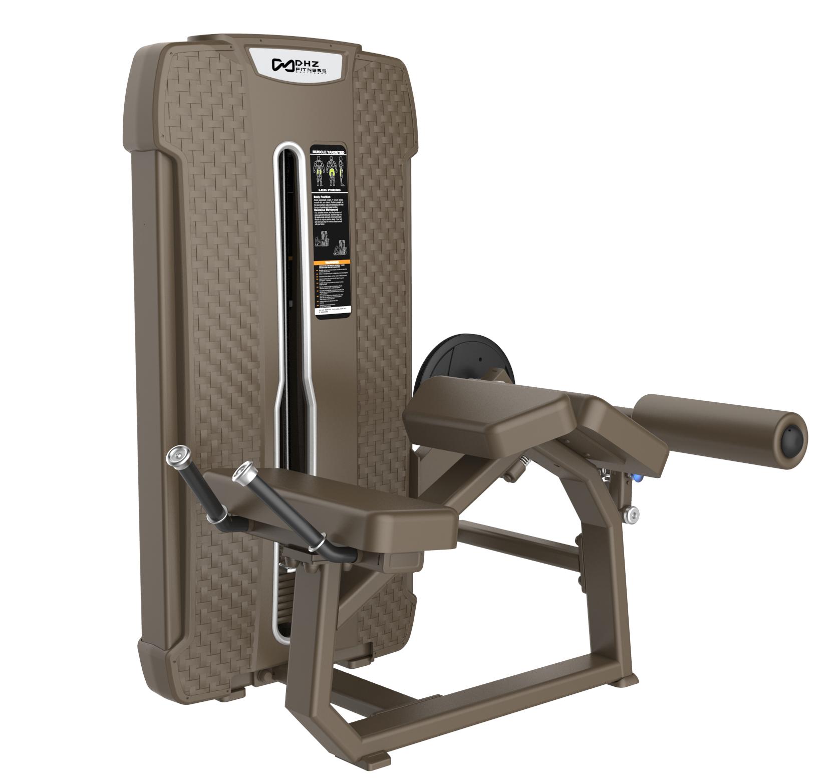S-4001 Сгибание ног лежа (Prone Leg Cur). Стек 135 кг.