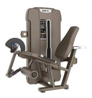 S-4002 Разгибание ног сидя (Leg Extension). Стек 135 кг.