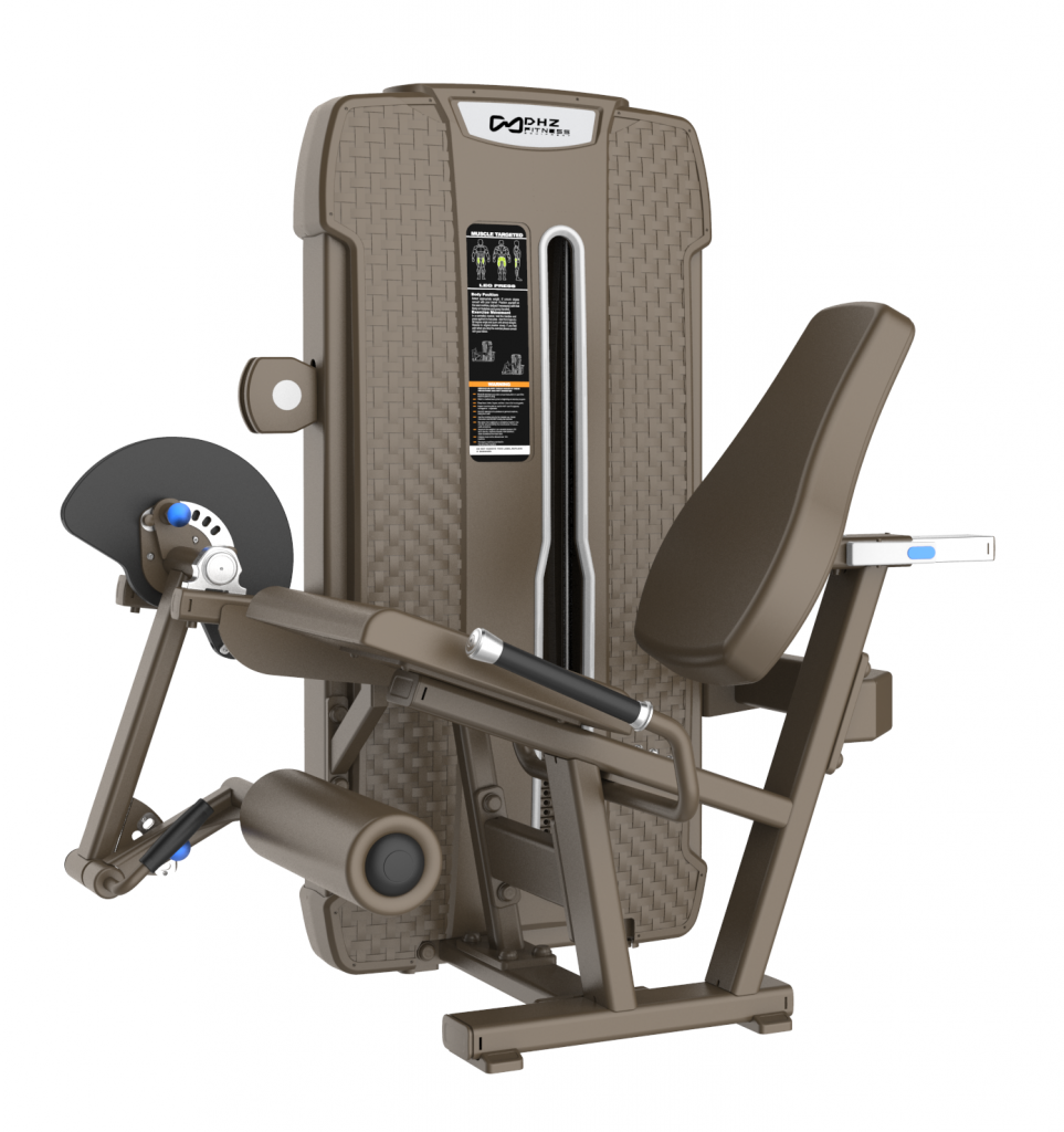 S-4002 Разгибание ног сидя (Leg Extension). Стек 109 кг.