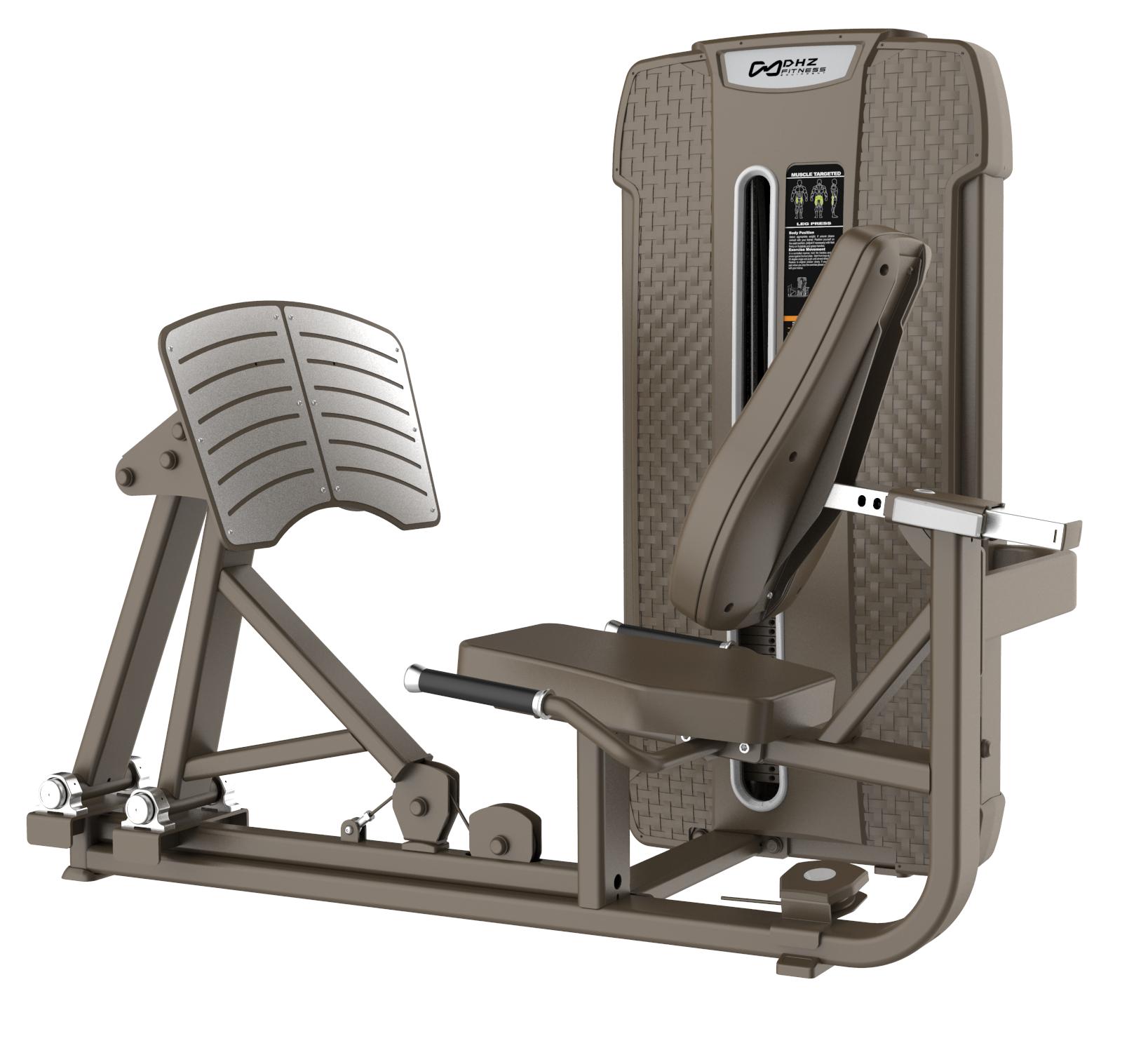 S-4003 Жим ногами (Leg Press). Стек 115 кг.