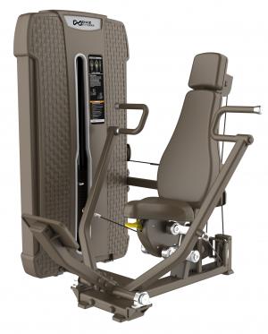 S-4008 Жим от груди вертикальный (Vertical Press). Стек 135 кг.