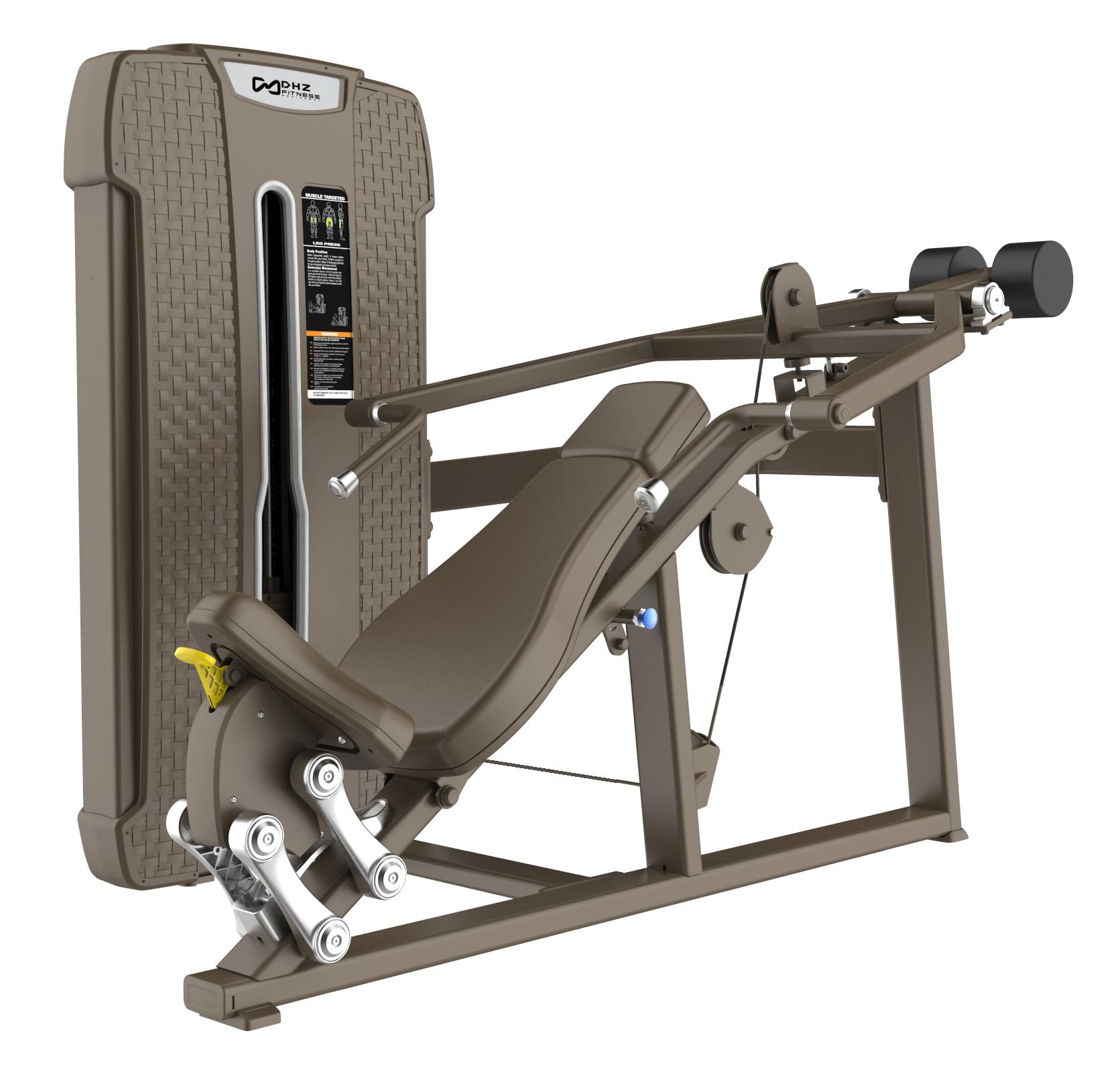S-4013 Наклонный грудной жим (Incline Press). Стек 109 кг.