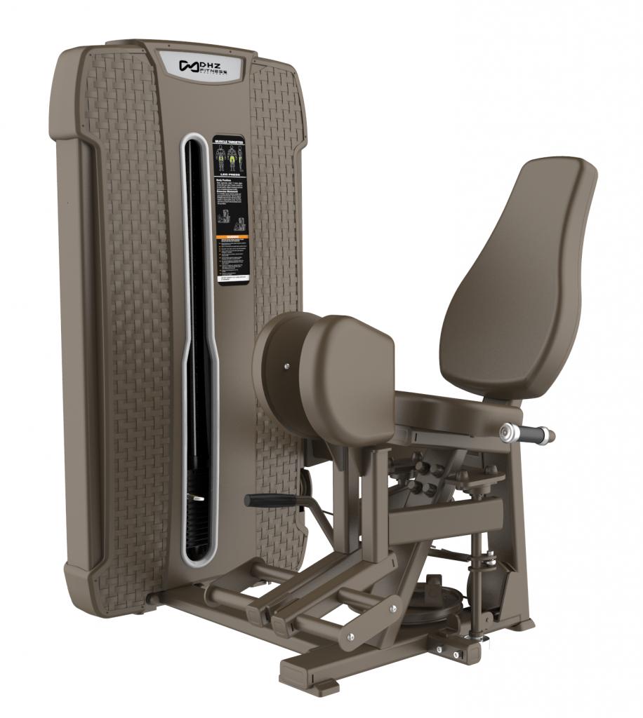 S-4022 Сведение ног сидя (Adductor). Стек 109 кг.