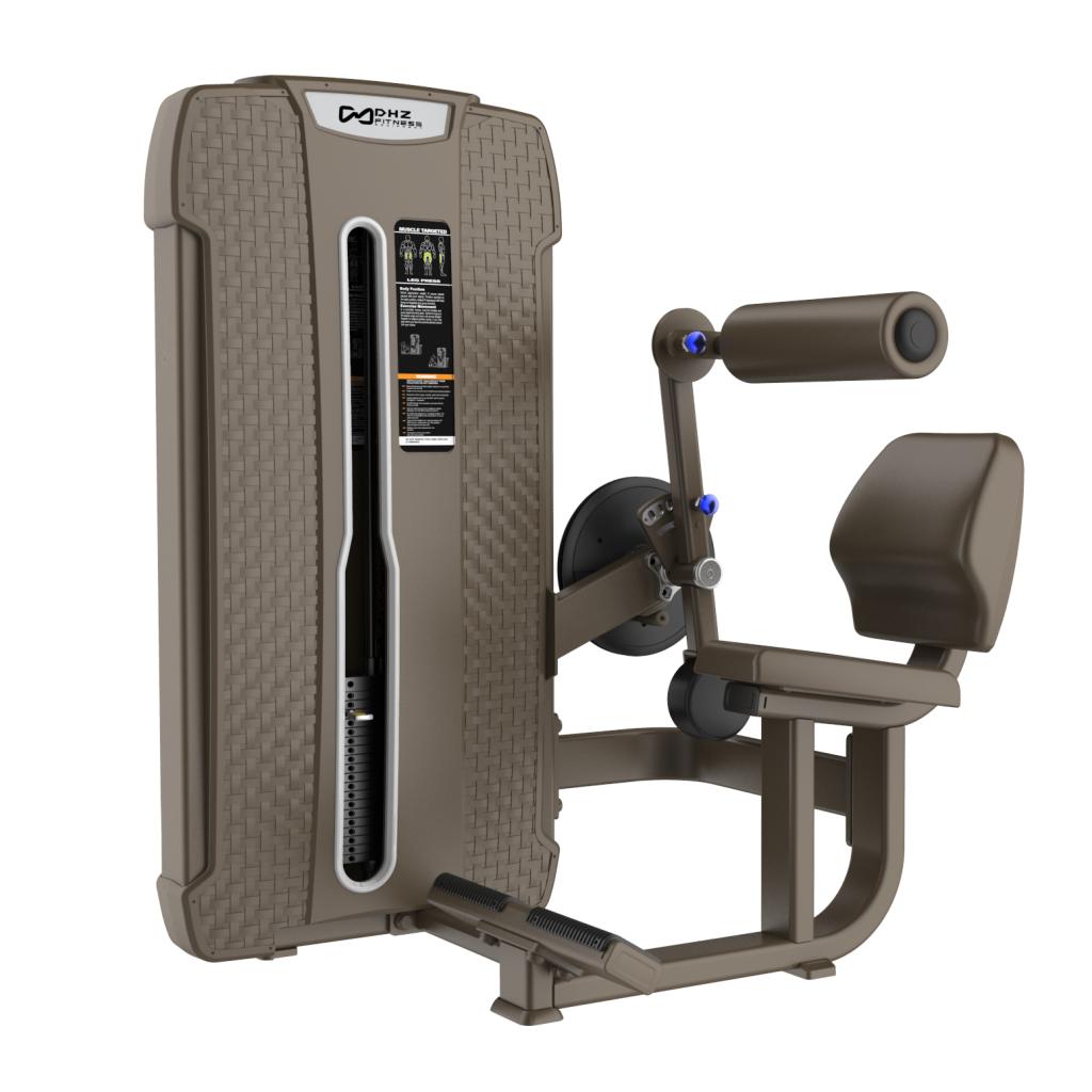 S-4073 Пресс-машина (Abdominal Isolator). Стек 105 кг.
