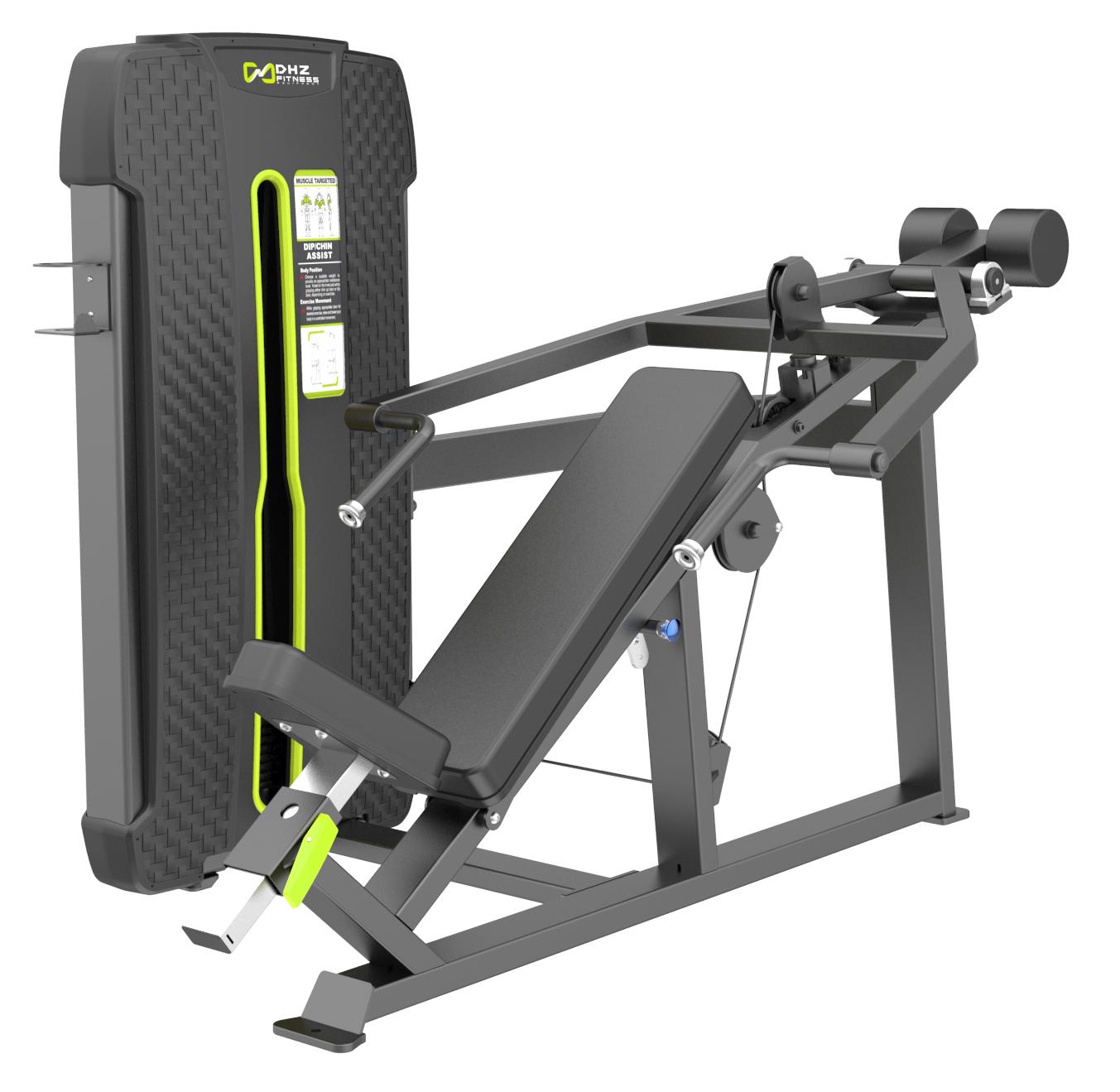 S-4013A Наклонный грудной жим (Incline Press). Стек 135 кг.